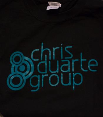 Chris Duarte Group blue logo