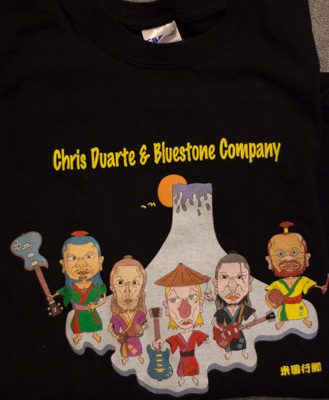 Chris Duarte & Bluestone Tour