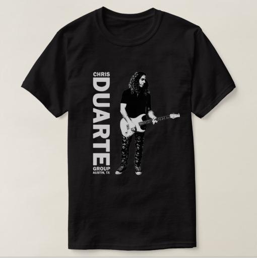 Chris Duarte Group 2016 T-Shirt